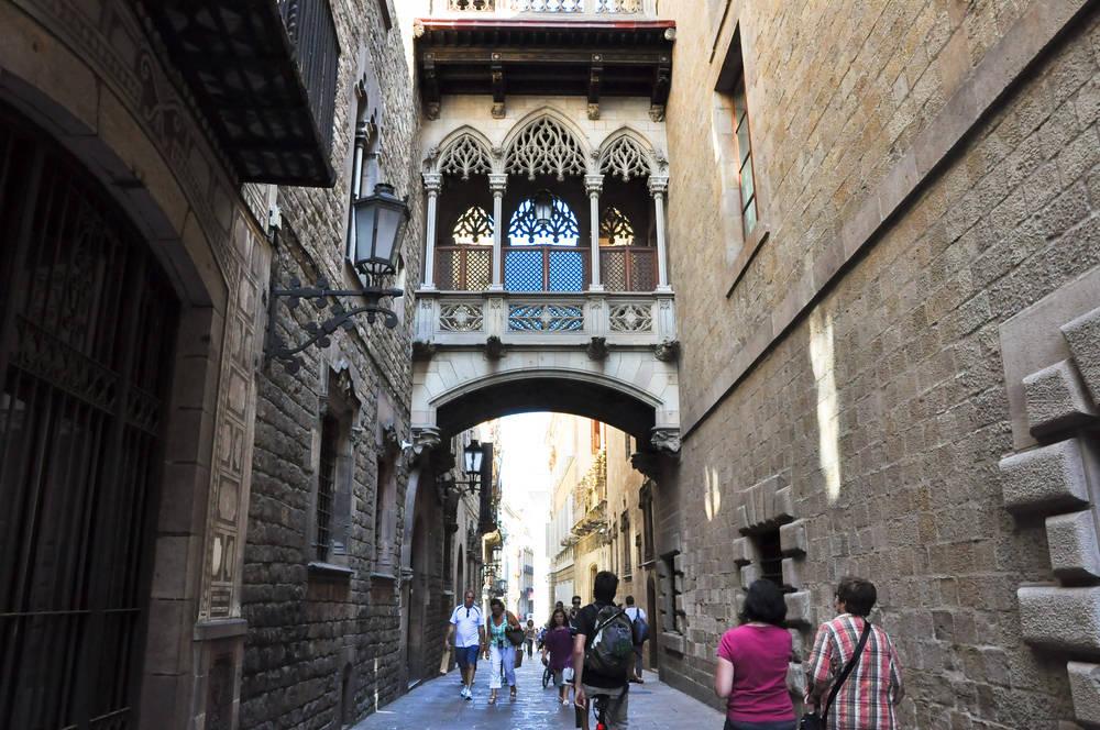 Turismo e Historia en Barcelona