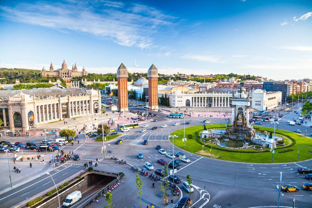 Las mejores zonas de negocios en Barcelona