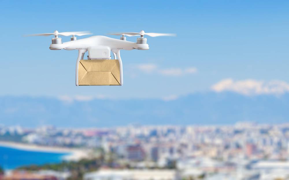 Innovación en Logística con el Uso de Drones