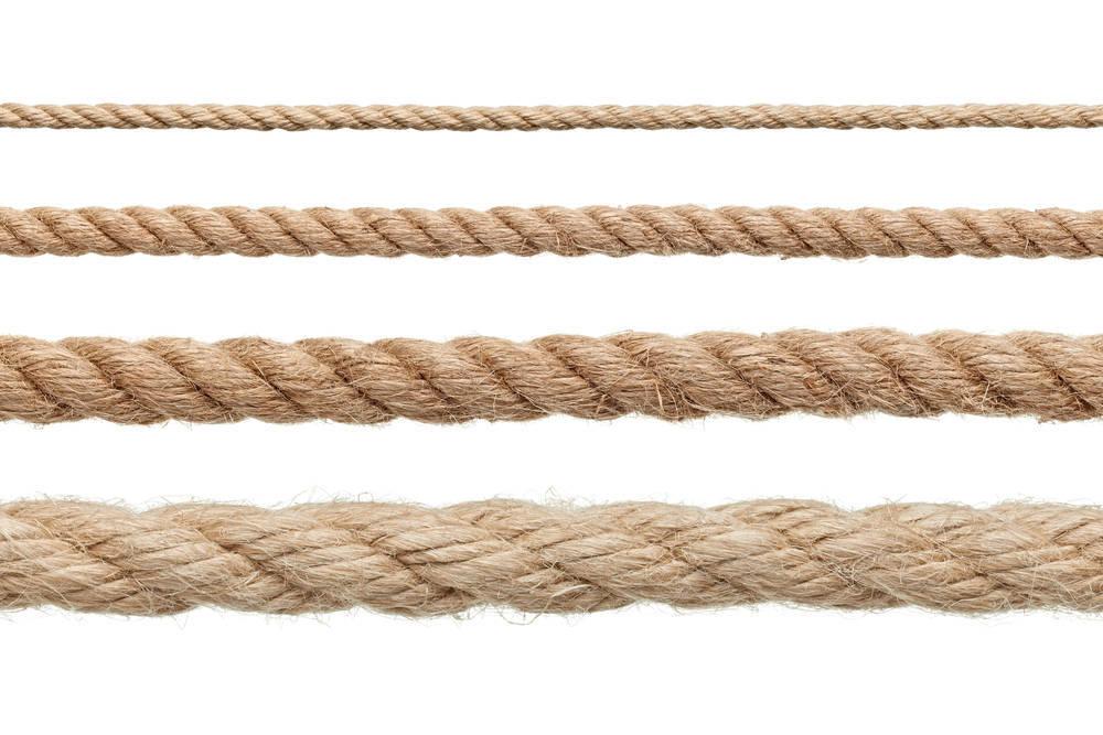 Las cuerdas, un elemento imprescindible en los almacenes y naves industriales