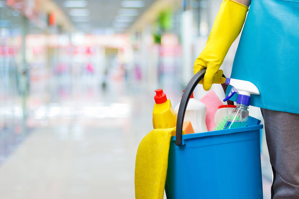 Limpieza: una labor fundamental en cualquier clase de negocio