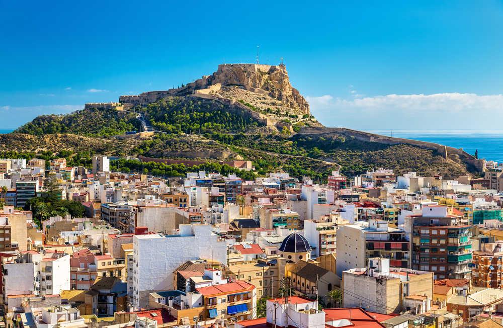Mi despedida de soltero ha sido en Alicante