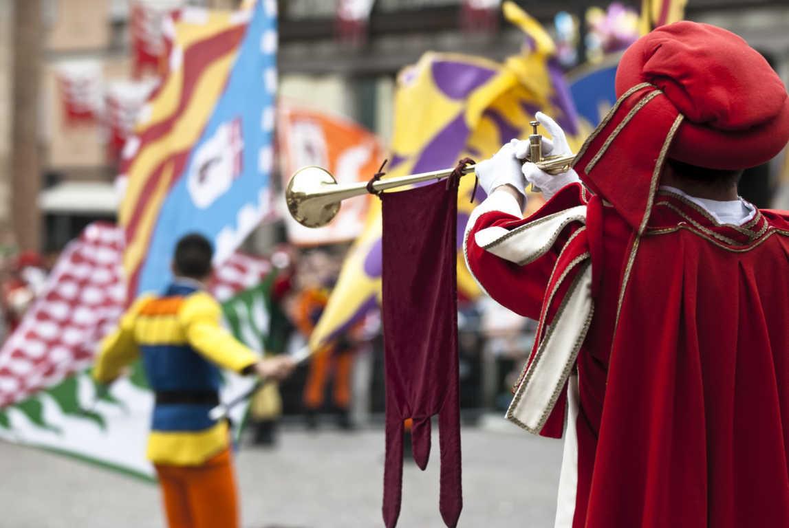 Los disfraces medievales están de moda