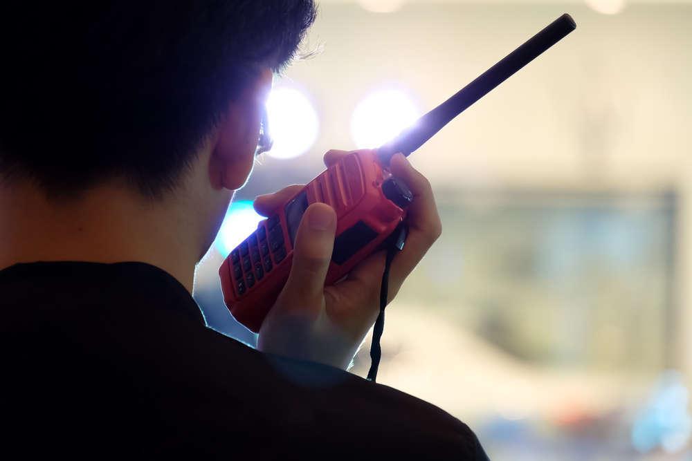 El walkie talkie, un producto que nunca pasa de moda