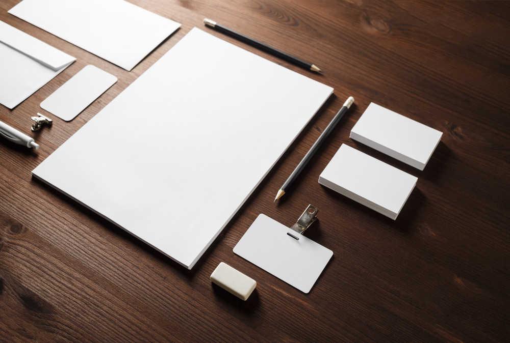 Identidad de una marca: materiales y acabados para plasmar tu logotipo