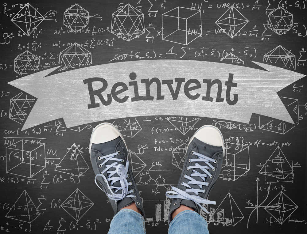 Es el mejor momento para reinventarse